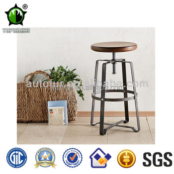 Best industrial bar stools conuter backless stool