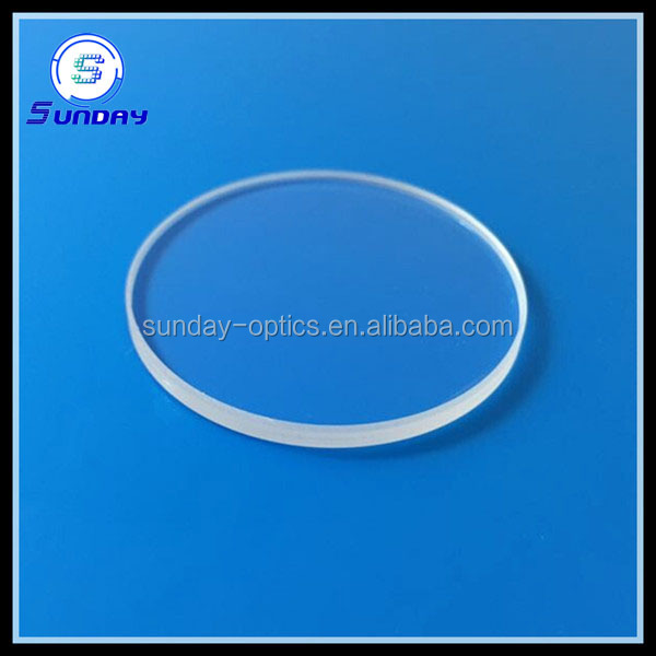 Optical Polishing Sapphire Glass Plates Manufacture