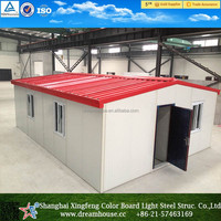 cheap prefab modular homes for sale/fire resistant prefabricated houses/Low cost prefab porta cabin in saudi arabia