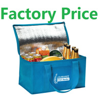 Factory Offer OEM produce perfect insulating effect cooler bag
