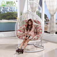 hanging egg chair with stand swing