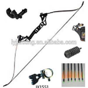 Hunting archery with 30-55lbs draw weight high quality OEM bow