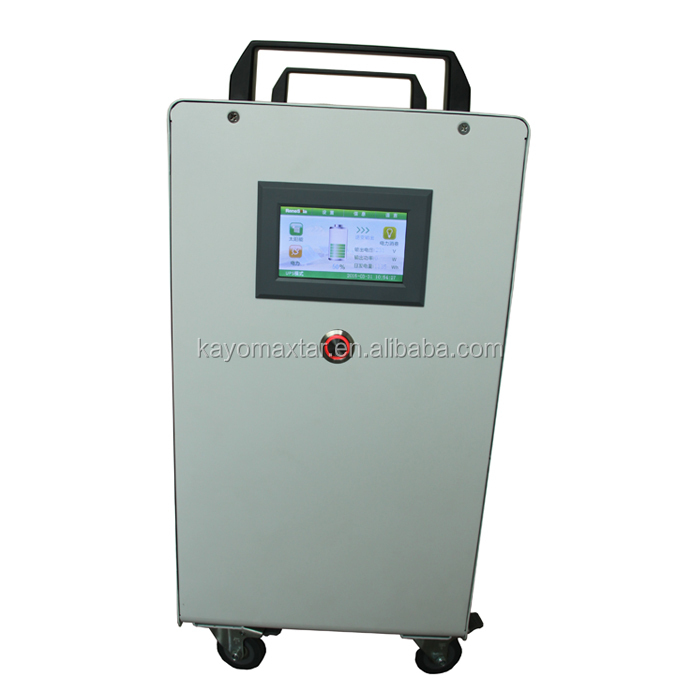 2000W solar power generator with lithium battery