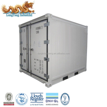 Refrigerated 10 ft 20ft Reefer Container for Sale