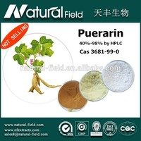 Natural active ingredients herbal medicines extract puerariae