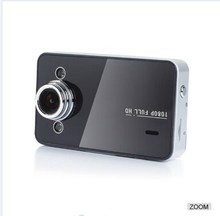 2017 new brand 2.4 inch Car DVR Recorder Camera 120 degree Wide Angle 720P HD Dash Cam K6000 Made in China