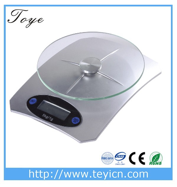 TOYE Professional Kitchen Scale mill scale with low price TY-806