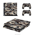 strong glutinosity camouflage for ps 4 sticker skin controller