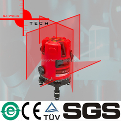 SY528 4V1H Multi Line Construction Fast and Accurate laser level