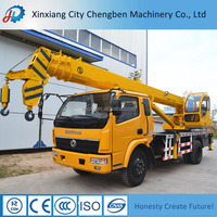 Mobile Crane 10 ton Widely used cranes for sale in india in dubai