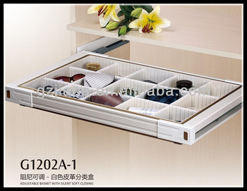 Jayna wadrobe jewelry drawer G1202-1
