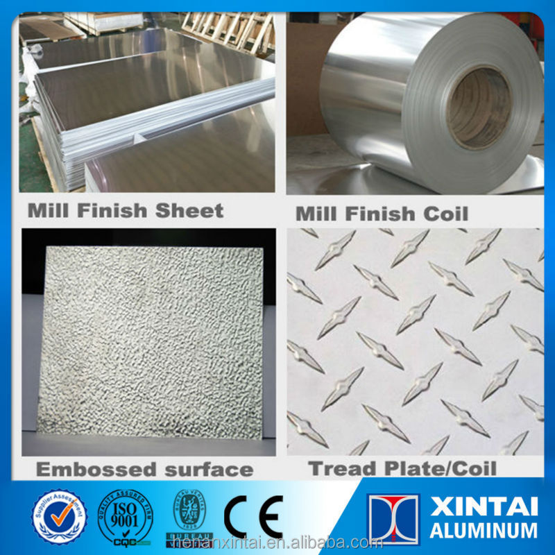 3003, 3001,3005,3105,3104, hot rolled aluminum plate/sheet price