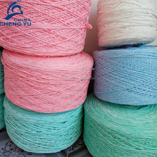 recycled open end cotton polyester mop yarn oe pc blended yarn for mop