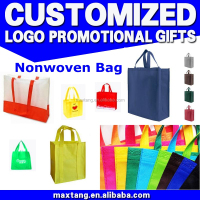 China Product Pp Nonwoven Bag Hs Code Shopping Bag Non Woven Carry Bag Pp Non Woven Fabric Promotive Gift
