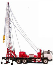No-Guyline oil well Workover Rig for sale