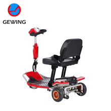 Ce Approved Handicaped Electric Scooter For Old Man Daily Outings