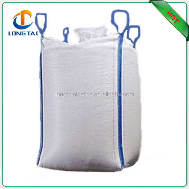 Professional manufacturer super sacks, recycling 1 ton for ore, sand, fertilizer, coal