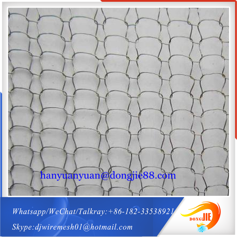 Best selling product used for filters stainless steel knitted Wire Mesh