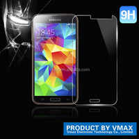 Super Quality Anti Scratch Anti Radiation Privacy Screen Protector for Samsung S5 Tempered Glass