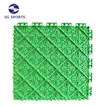 PP Covering Material Smellless Interlocking Plastic Table Tennis Floor Tiles