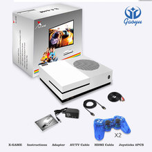 HD TV Game Consoles 4GB Video Game Console Support HDMITV Out Built-In 600 Classic Games For GBA/SMD/NESFC Format