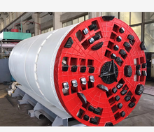 Fonçage Machine/Tunnel Machines de Forage (TBM) micro jacking