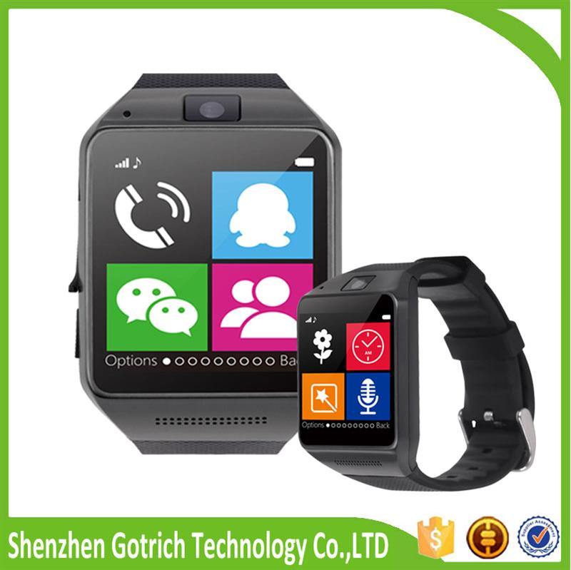 Professional GV08 bluetooth smart watch for samsung galaxy gear smartphone watches