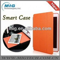 2013 New product smart cover case for ipad , for apple ipad 5