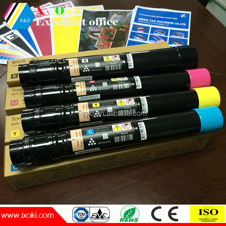 Premium Quality 006R01395 006R01398 006R01397 006R01396 replacement xerox workcentre 7425 7428 7435 toner cartridge