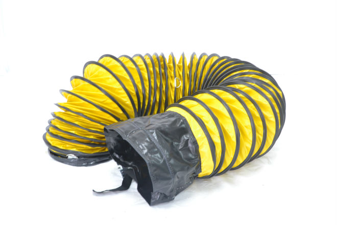 "8"" Dia Flexible duct"