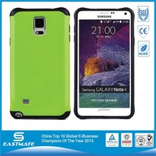 Factory low price for samsung galaxy note 4+ s line tpu case