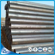 API 5l X56 3/4inch ERW black iron pipe manufacturers in china