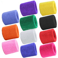 China Supplier Wholesale Custom Colorful Pain Relief Wrist Band Cotton Sport Wrist Protector