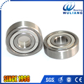 Stainless steel deep groove roller ball S6303ZZ bearing with 17*47*17mm