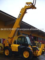 Telescopic Loader JCB 540-170, telehandler, telescopic handler