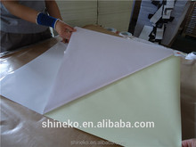 permanent one side adhesive label paper for sale