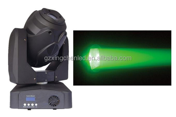 Professional stage gobo moving light 90W mini spot LED moving head lighting
