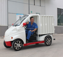 Smart electric car vehicle