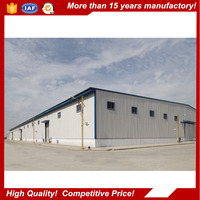 Earthquake Resistant Prefabricated industrial steel buildings shed design