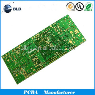 2016 new thick copper High Frequency pcba copy china pcb assembly service