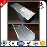 hot selling metal stud and track metal channel for wall patition with high quality and best price
