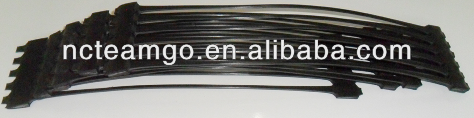 Unidirectional Tension Plastic Geogrid-140KN