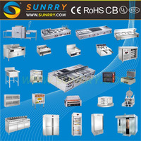 Commercial Chinese restaurant kitchen equipment for restaurant with price(SY-CKE2)