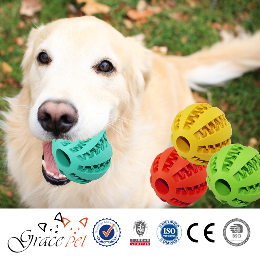 Customize Any Colors Durable Toys Dog Balls