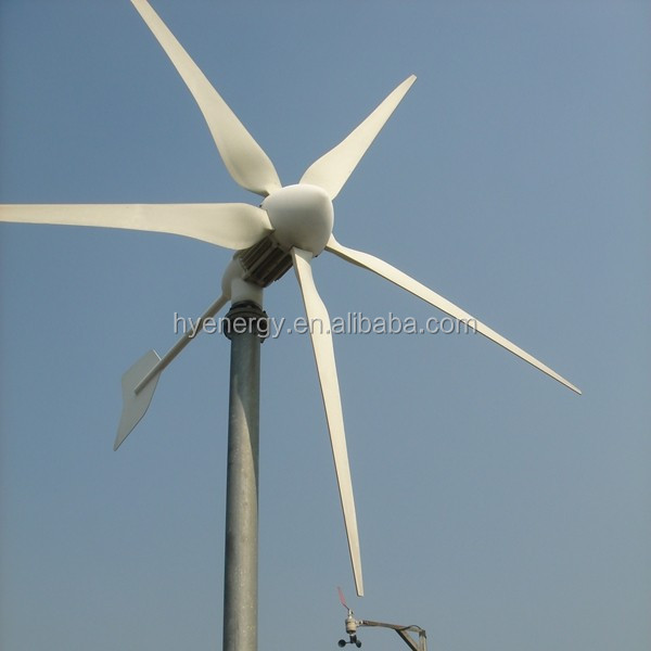 HYE 3kw wind turbine for home