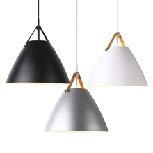 Nordic E27 decoration <strong>modern</strong> hanging indoor pendant lamp led light