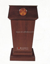 Hot sale Stardard size wood church podium