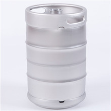 US 1/2 Stainless Steel Beer Kegs/ Barrels Without Spear