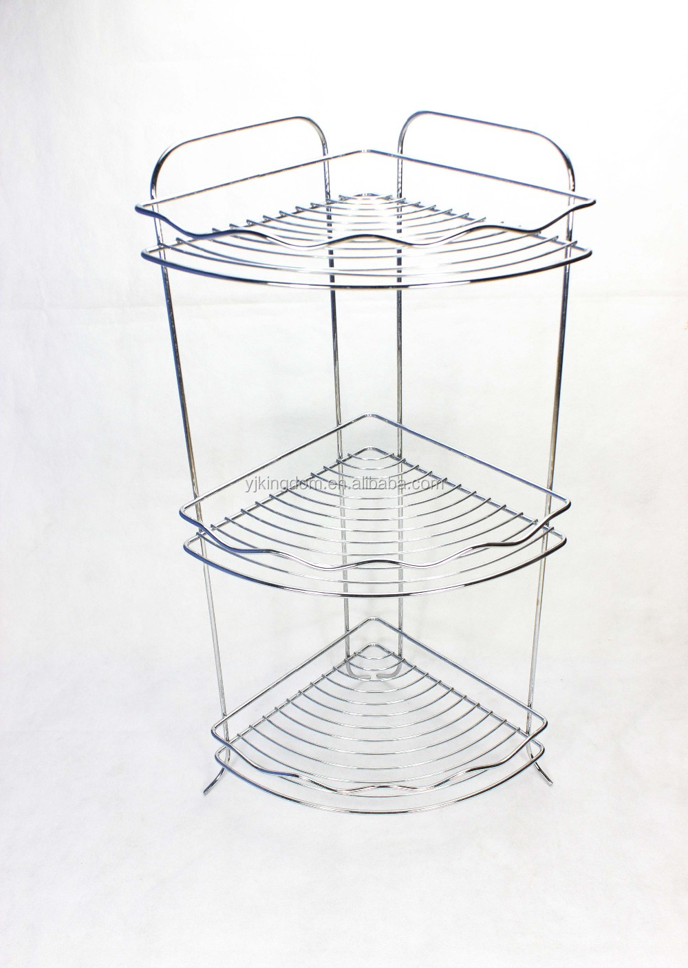 541-23A1 3-tier corner shower caddy bathroom rack