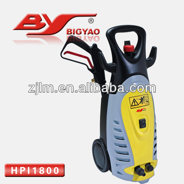90Bar 1600W High Pressure Washer For Car Wash